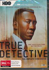 True Detective Complete Third Season Three 3 DVD NEW Region 4