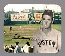 Item#2685 Ted Williams Boston Red Sox Facsimile Autographed Mouse Pad