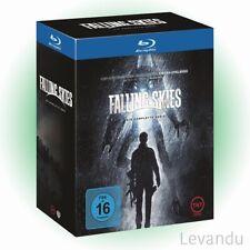 Blu-ray Box FALLING SKIES - DIE KOMPLETTE SERIE (Staffel 1-5) - 10 Disc's NEU