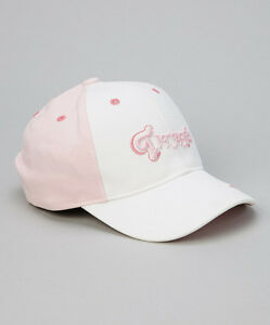 Tennessee Titans Pink & White Adjustable Toddler Baseball Hat NWT