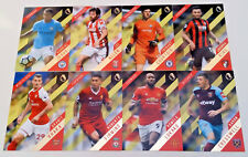 TOPPS PREMIER GOLD 2017-18 [2018] ☆☆☆☆☆ YELLOW PARALLEL ☆☆☆☆☆ Football Cards