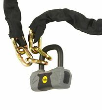Yale Max Security Defendor Chain & Lock 1800mm (Sold Secure Gold) YCL3/10/180/1