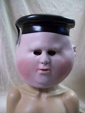 Disney Tweedle Dee Dum Adult Inflate Costume & Mask Wonderland Alice thru Glass