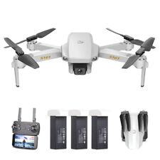 S161 Mini Pro Drone Drone con fotocamera 4K per quadricottero RC 3 batterie N7I0
