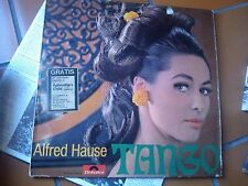 """LP 12"""" ALFRED HAUSE TANGO POLYDOR GERMANY 1967 SLPHM 184079 COVER VG+ VINILE EX"""