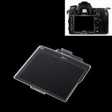 Protector Hard LCD Monitor Cover Screen For Camera Nikon D7000 SLR DSLR BM-11