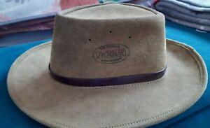 The Original Rogue Suede bush/cowboy hat