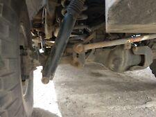 Panhard Rear Rod Horizontal Adjustment Bracket for NissaN PatroL Y60 Y61
