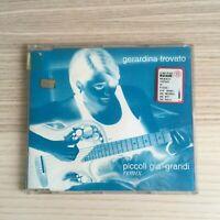 Gerardina Trovato - Piccoli Già Grandi - CD Single 4 tracce - 1996 Sugar