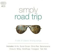 Various Artists - Simply Road Trip / Various [New CD] UK - Import
