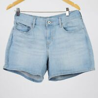Levi's Damen Classic blau denim Shorts DE 34 / US W27