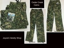 Cedar Creek 6 Pocket Camouflage Pants SZ Small