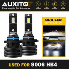 2x AUXITO 9006 HB4 LED Headlight Kit Light Bulb 6000K Cool White 20000LM