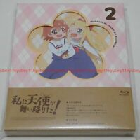 Wataten An Angel Flew Down to Me Vol.2 Limited Edition Blu-ray CD Booklet Japan