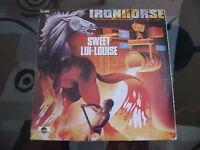 "(18)IRONHORSE  SWEET LUI-LOUISE VINILO  SINGLE  7"""