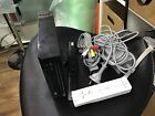 Wii console with 1 controller and all cable