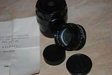 Lens Black Russian Jupiter-3 1.5/50 M39 for Zorki Leica Sonnar № 871109  Отлично