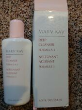 Mary Kay Deep Cleanser Formula 3 6.5 fl Oz New Old Stock 1059