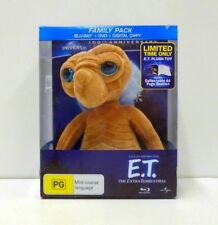 E.T. The Extra Terrestrial Family Pack (Blu-Ray / DVD / Digital Copy)