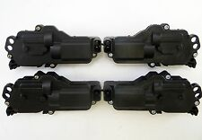 4 Door Lock Motor Actuators Set 2 Left & 2 Right for Ford F250 F350 Excursion