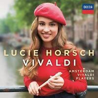 Lucie Horsch Amsterdam Vivaldi Players - Vivaldi: Recorder Concertos (NEW CD)