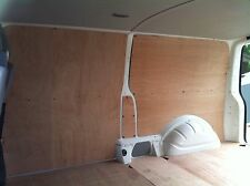VW TRANSPORTER T5 LWB Type 6mm Plylining Ply lining Kit Camper Van Panel Van Kit