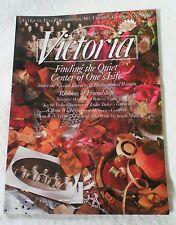 Victoria Magazine September 1994 v8 #9 Antiques Fine Furnishings Art Fashion