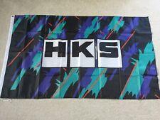 HKS tuning Mitsubishi Nissan Toyota Subaru Honda Mazda workshop flag banner