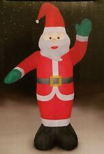NEW Christmas 6 FOOT  Santa Inflatable Airblown Yard Decoration Indoor Outdoor