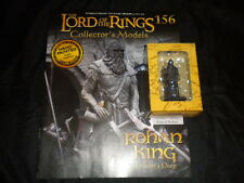 Lord of the Rings Figures - Issue 156 Rohan King at Helms Deep - eaglemoss