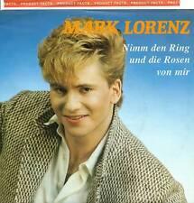 """MARK LORENZ NIMM DEN RING UND DIE ROSEN VON MOI 7"""" 5151"""