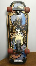 Vintage MALONE Skateboard. From 80s. ULTRA RARE!