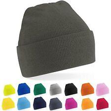 uomo / da donna lavorato a maglia di lana Beanie CALDO INVERNO SCI cappello