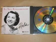 CD / MADO ROBIN / LA VOIX EXTRAORDINAIRE / READER'S DIGEST / TRES BON ETAT