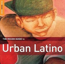 Rough Guide to Urban Latino by Various Artists (CD, Feb-2006, World Music Net...