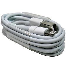 D'origine Apple Sync & Chargeur Câble De Données USB Pour iPhone 5 5S 5C iPad