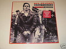 BLOOD BROTHERS honey & blood Lp RECORD SEALED