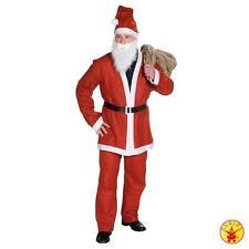 Nikolausanzug Mantel 5tlg. Nikolaus Kostüm Weihnachtsmann Nikolausmantel 8481