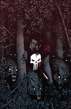 (2016) PUNISHER #3 BECKY CLOONAN 1:25 VARIANT COVER