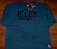 Buffalo Bills Long Sleeve T-shirt XL Property Of Gridiron Classics Reebok NFL