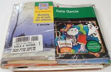 HOUGHTON MIFFLIN SPANISH 5TH GRADE 5 THEME LIBRARY COLLECTION ABOVE LEVEL NEW