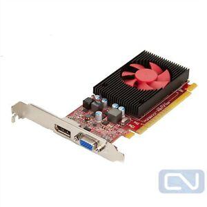 HP AMD Radeon R7 430 2GB GDDR5 PCI-e 3.0 x 16 DisplayPort VGA Video Graphics GPU