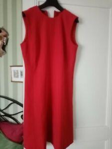 robe rouge mango T38