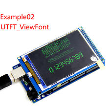 3.2 inch 320x480 TFT Color Display LCD Module ILI9481 for Arduino Mega2560 R3