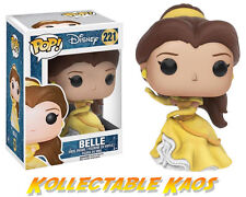 Beauty and the Beast - Belle Disney Princess Pop! Vinyl Figure #221