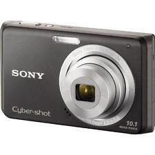 Sony Cybershot DSC-W180 10.1MP Digital Camera w/ 3x SteadyShot Stabilized Zoom