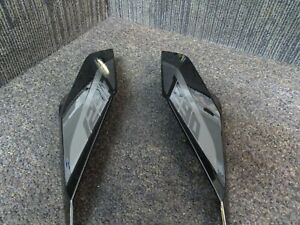 KTM 1290 SUPERDUKE R ABS 2018 Headlight trims LHS & RHS OE  7-21