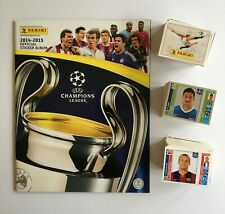Panini Champions League 2014 2015 Empty Album + Full Stickers Set (Excellent)