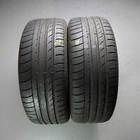 2x Dunlop SP SportMaxx GT MO 235/50 R18 97V DOT 0717 Sommerreifen 5 mm