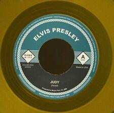 Elvis Presley - Judy - Promised Land (7inch, 45rpm, yellow wax) - Elvis, Viny...